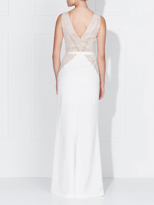 KASIA GOWN- IVORY