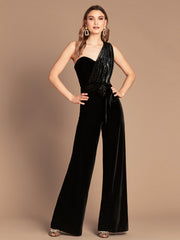 CLAUDIA JUMPSUIT - BLACK