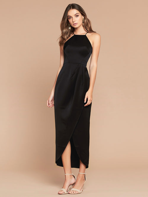 AURELIA DRESS - BLACK