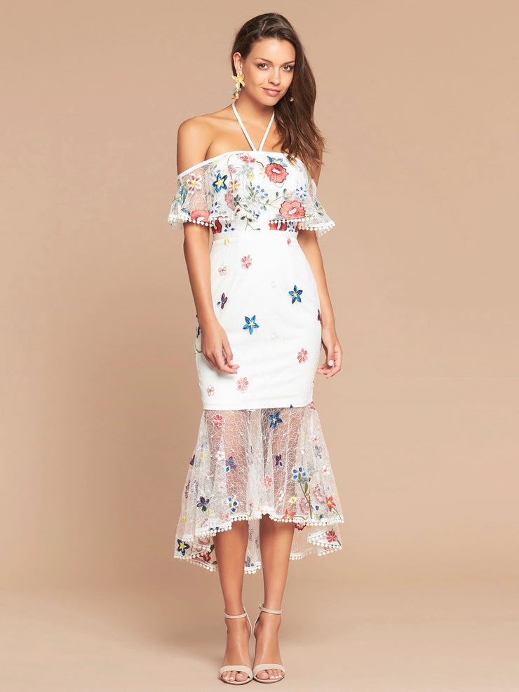 FIORE DRESS - FLORAL