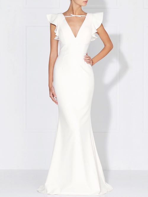 RUBY GOWN - IVORY
