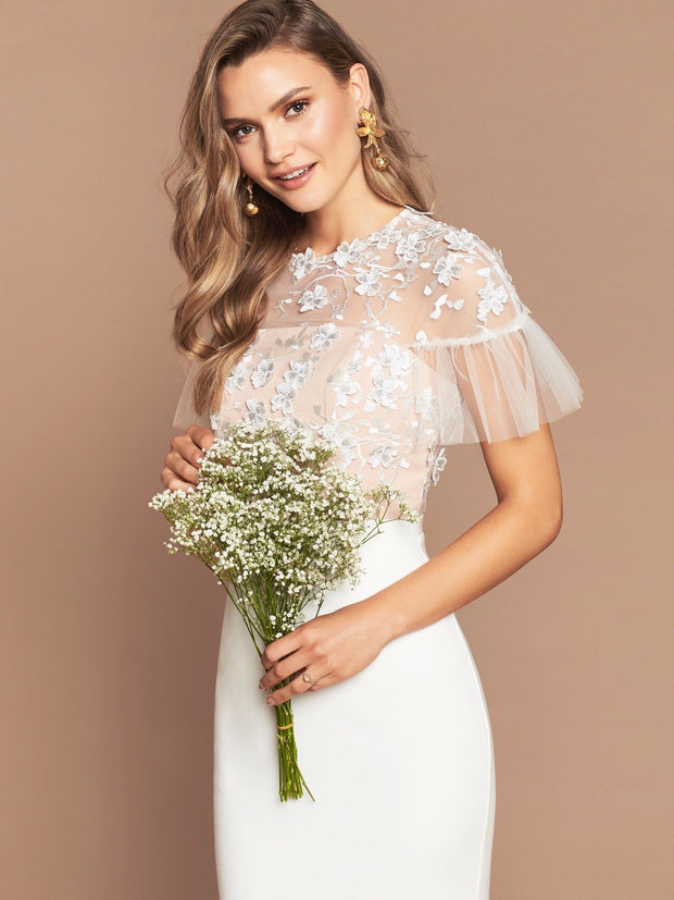 FLORENCIA GOWN - IVORY
