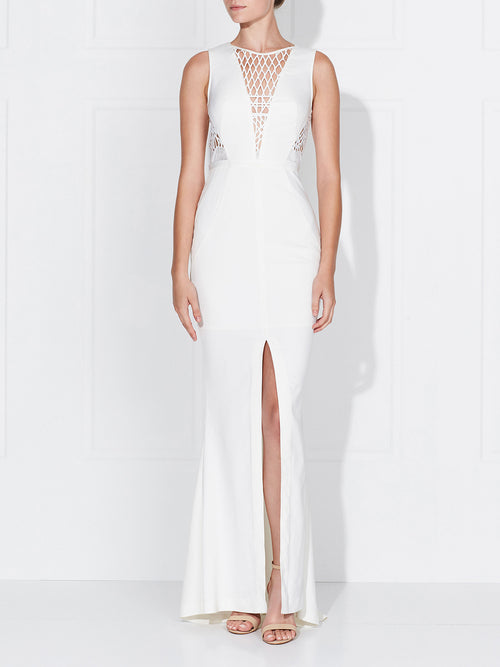 SERENA GOWN- IVORY
