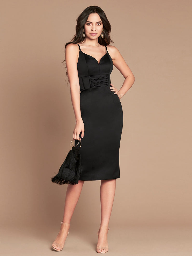 GIA DRESS - BLACK
