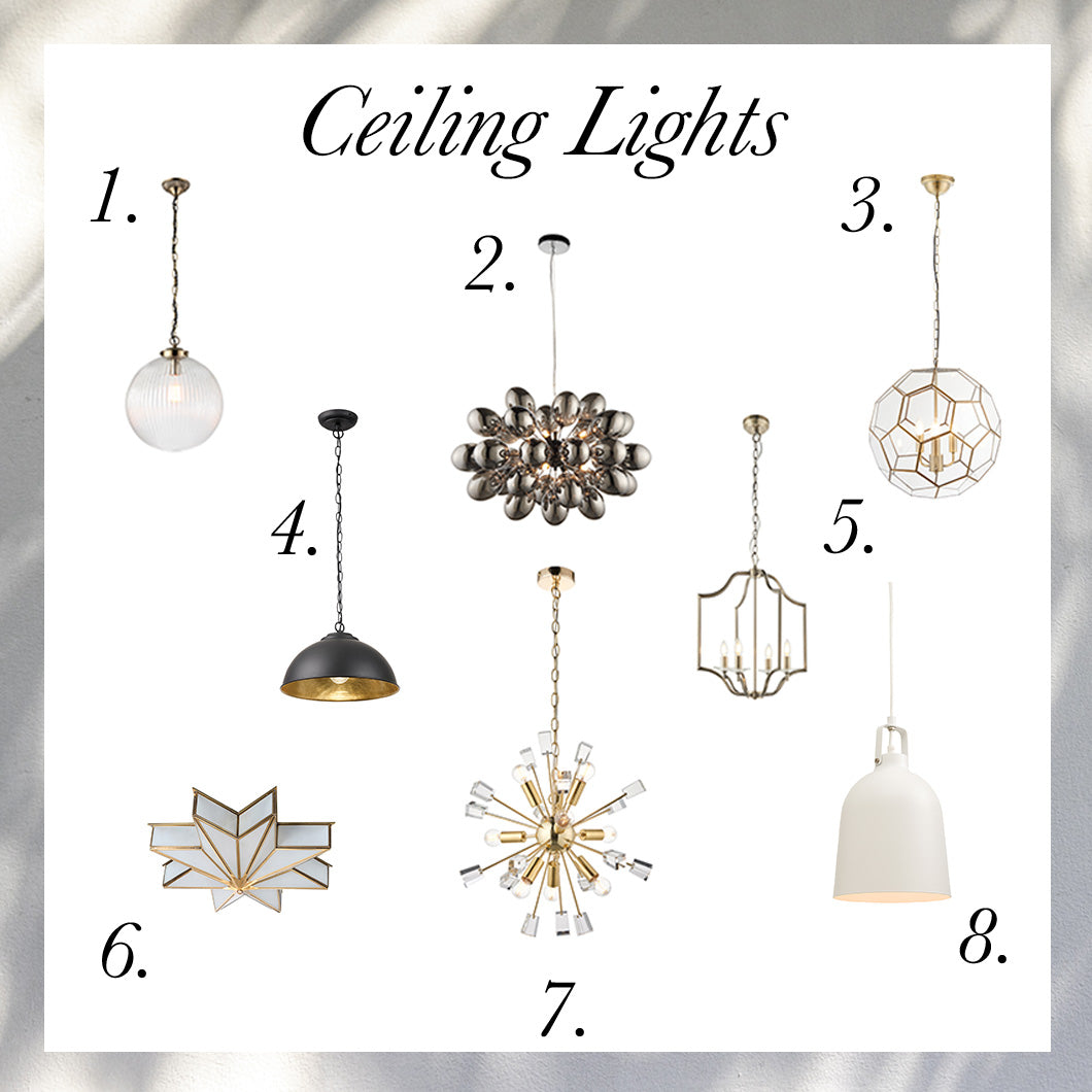 PAD Ceiling Lights