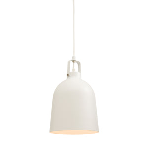 Matt White Pendant Light
