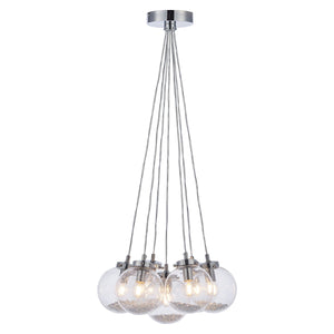 Sydney 7 Cluster Pendant Light