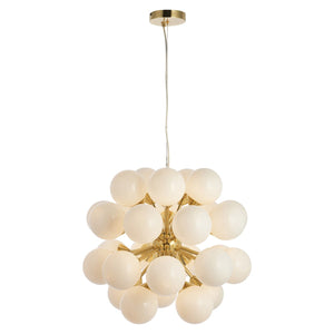 Emmy 28 Pendant Light Brushed Gold