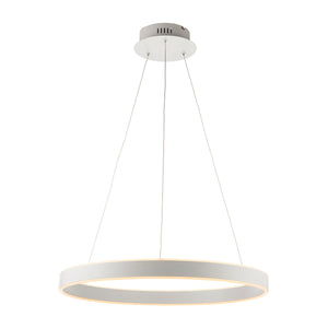 Astrid LED Round Pendant Light