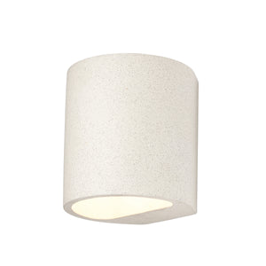 Wall Light in Sandstone Finish