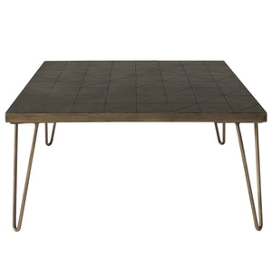 Naples Coffee Table Metallic