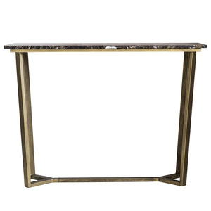 Hunter Console Table Marble