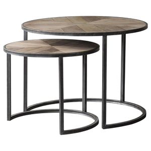 Edward Coffee Table (Nest of 2)