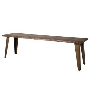 Perthshire Dining Bench Oak