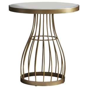 Sussex Side Table Champagne