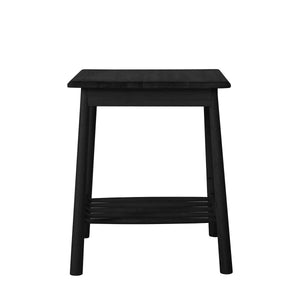 Malmo Side Table Black