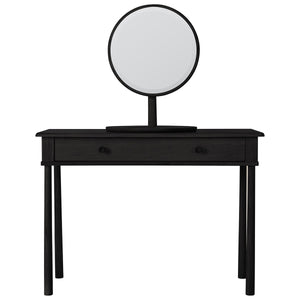 Malmo Dressing Table Black