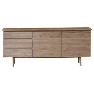Barcelona 2 Door 3 Drawer Sideboard