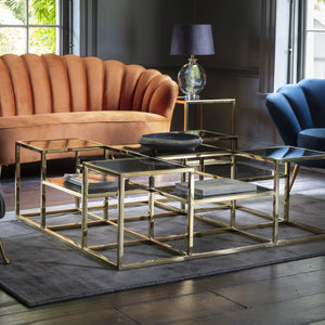 Thera Coffee Table Gold