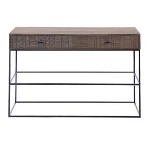 Anzac Console Table with Drawers