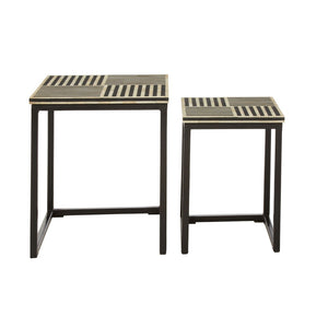 Hollywood Nesting Tables, Set of 2