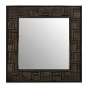 Odesha Mango Wood Mirror