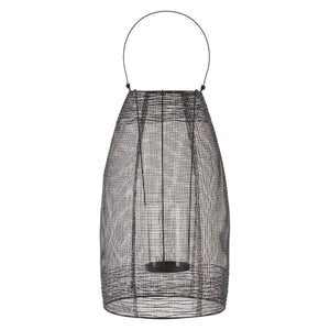Liberty Lantern, Black Metal, Large