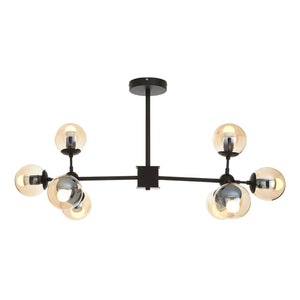 Rose Bay 8 Bulb Pendant Light
