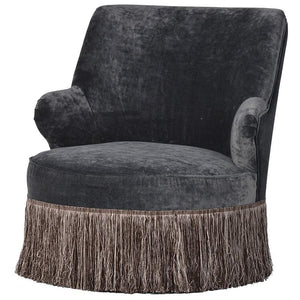 Dolly Occasional Fringe Chair
