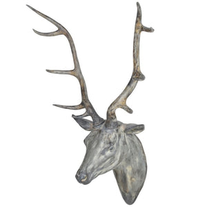 Deer Head Wall Mount