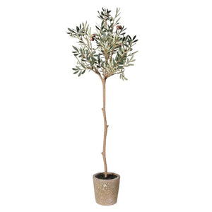 Faux Olive Tree (Small)