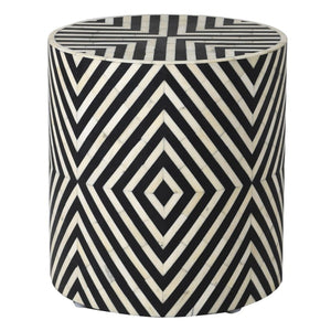 Matrix Monochrome Stool