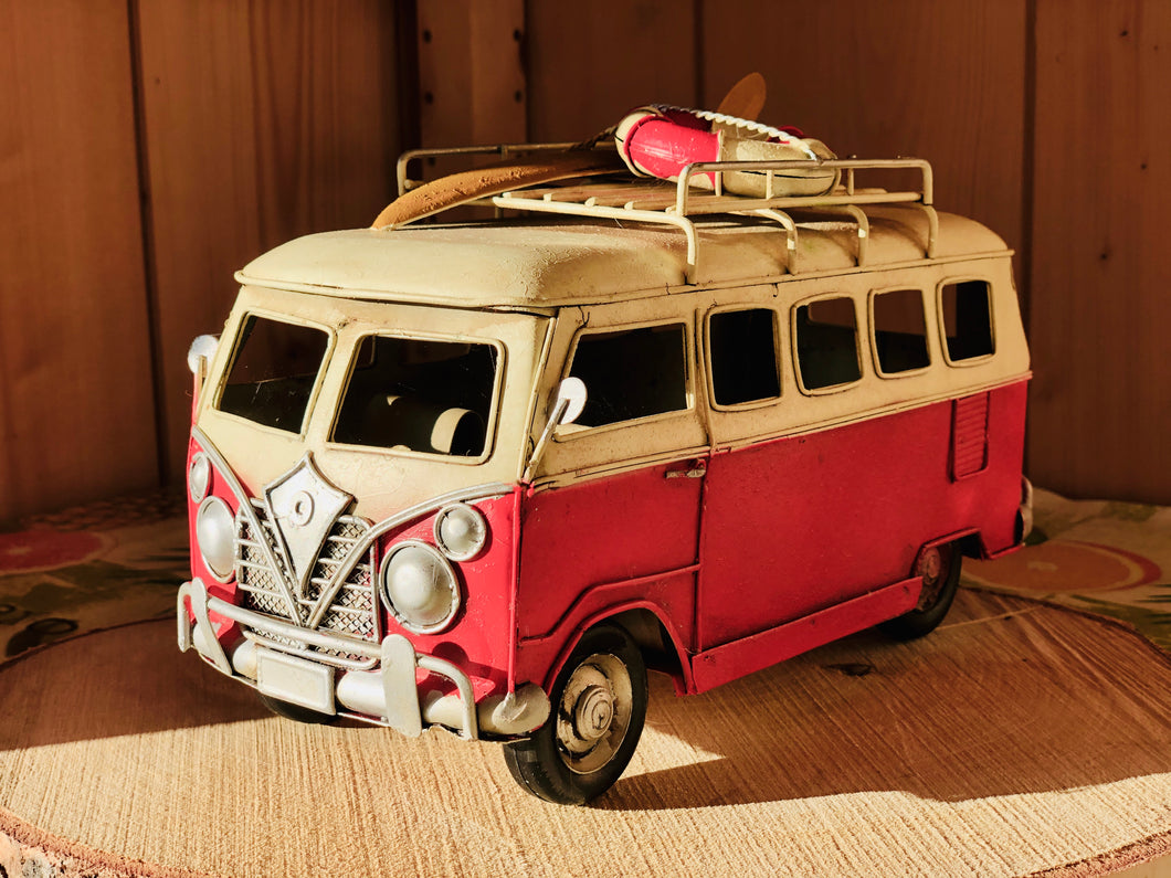 #chatonetmonsieurours, combi volkswagen, surf spirit, esprit surf, objet, collection, collector