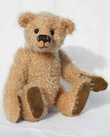 Makepeace Traditional Mohair Heirloom Teddy Bear Kit in German mohair