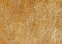 Old English dense teddy gold English mohair with a straight dense 6 mm pile by Make A Teddy