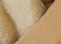 Pasta 9 mm dense, straight pile, mohair for teddy bears with a honey gold pile and soft beige backing backing. It's a great mohair for making  'proper old fashioned' little teddy bears.