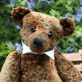 Noogie PRINTED sewing pattern by Barbara-Ann Bears to make a large 22 inch jointed teddy bear