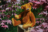 Big Dibley PRINTED sewing pattern by Barbara-Ann Bears to make a traditional jointed teddy bear