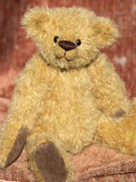 DJ PRINTED traditional jointed mohair teddy bear sewing pattern by Barbara-Ann Bears