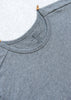 Men's crewneck t-shirt in grey