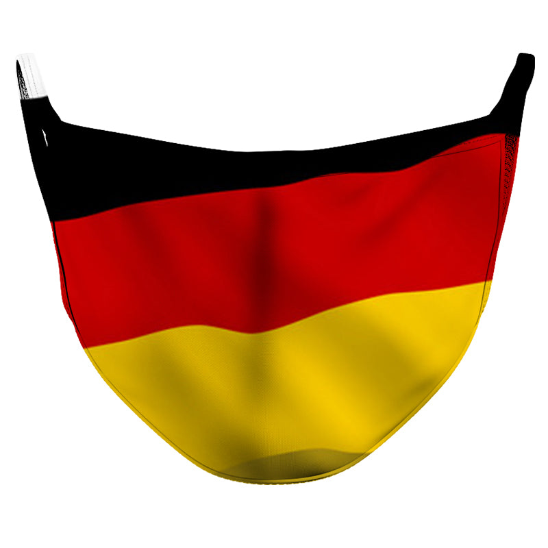 Germany Reusable Double Layer Cloth Face Mask and Covering