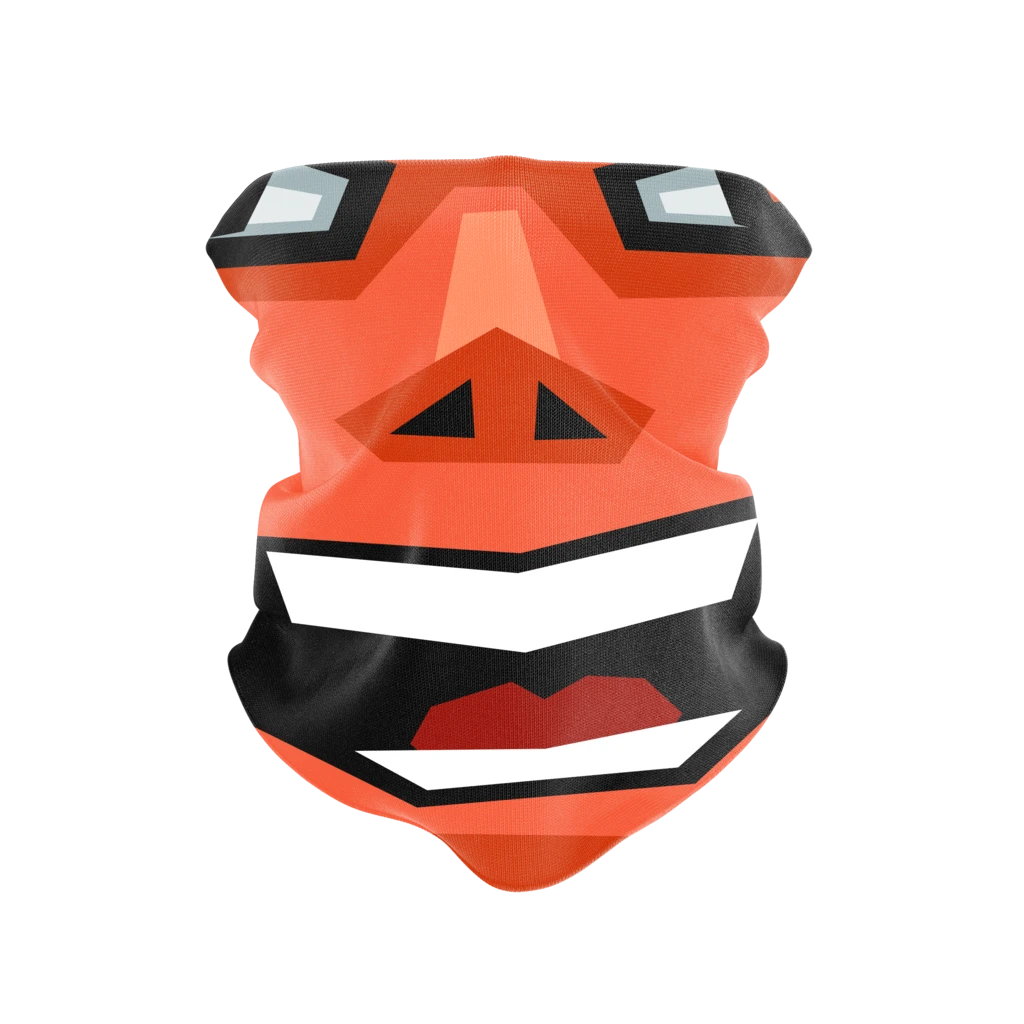 Vector_Smart_Object-111 Reusable Neck Gaiter and Face Shield