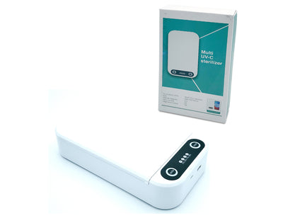 Phone and mask Sanitizing box