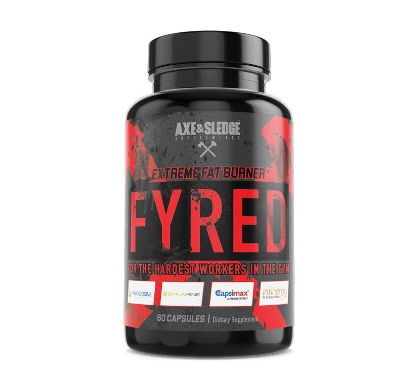 Fyred - All Pro Nutrition Wilmington