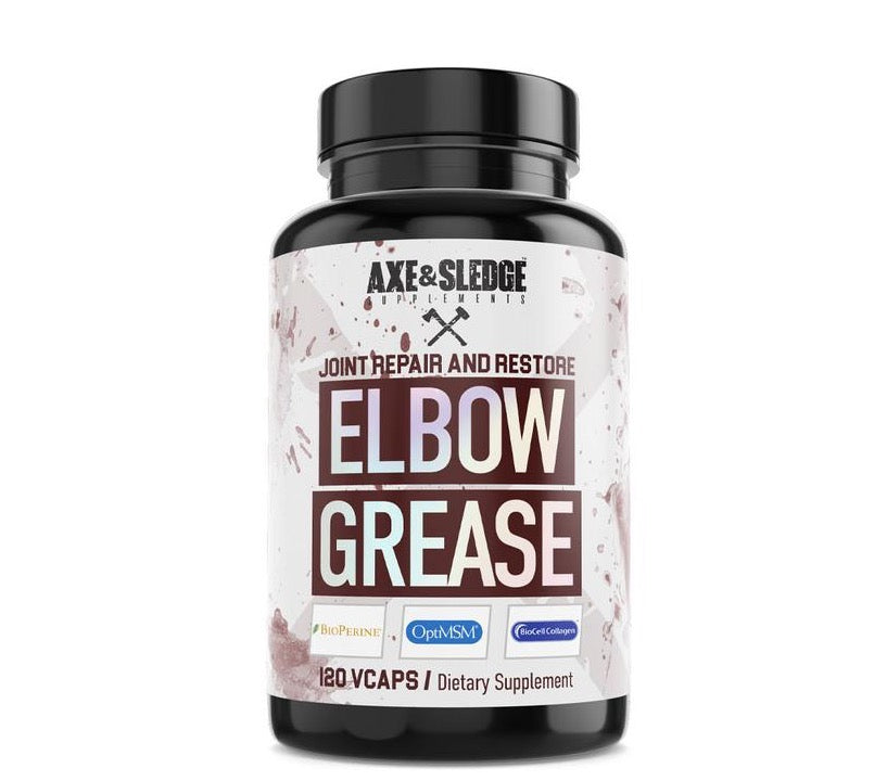 Elbow Grease - All Pro Nutrition Wilmington