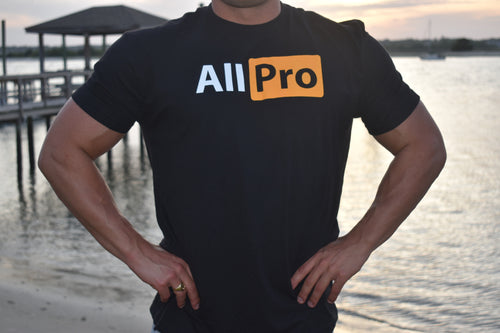 16 Year Anniversary Tee - All Pro Nutrition Wilmington