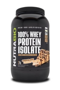 100% Whey Protein Isolate - All Pro Nutrition Wilmington