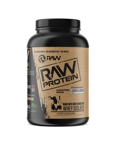 RAW Protein - All Pro Nutrition Wilmington