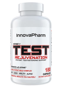 Stage 1 Test Rejuvenation - All Pro Nutrition Wilmington