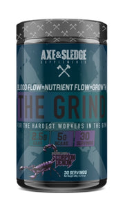 The Grind - All Pro Nutrition Wilmington